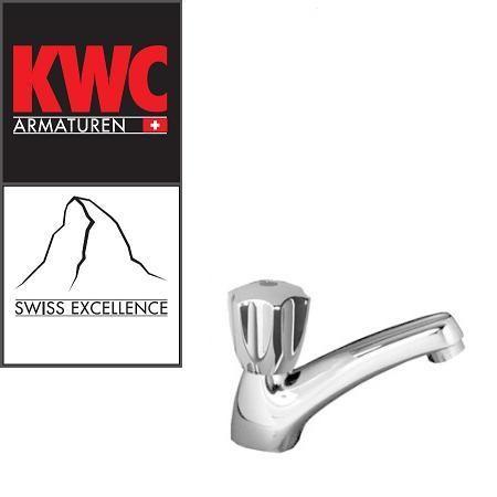 KWC Gastro K.25.40.51.000C34 Gastronomie Waschtisch-Armatur ohne Mischung - Wasserhahn
