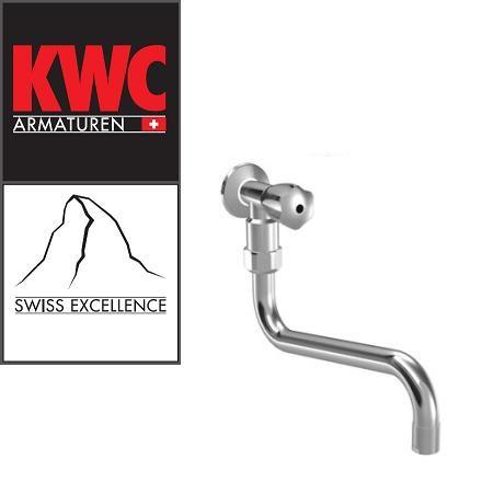 """KWC Gastro K.25.40.16.000C35 3/4"""" Gastronomie-Wandarmatur ohne Mischer - Füllarmatur"""