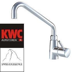 KWC 24.501.044.000 Gastro Einhebel-Einloch-Armatur nieder