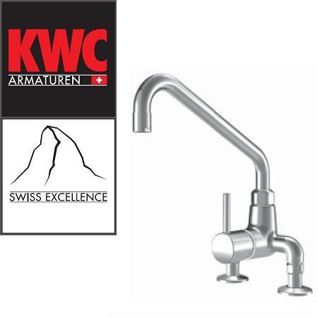 KWC 24.503.174.000 Gastro - Gastronomiearmatur Einhebel - Zweiloch - nieder