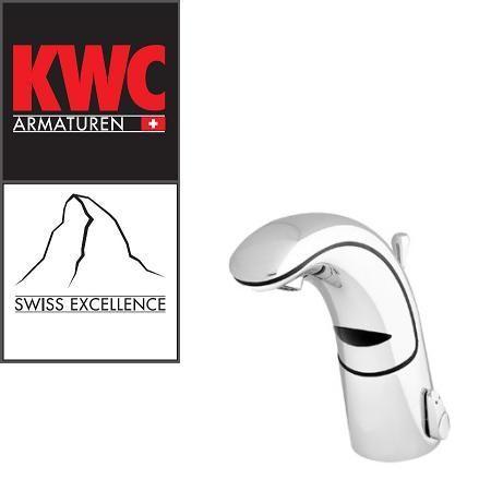 KWC Gastro K.12.JK.42.000B34 / K.12.JK.42.000N34 berührungslose Infrarot-Armatur mit Ablaufgarnitur