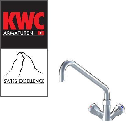 KWC Gastro K.24.41.05.000C07 Gastronomie-Armatur Zweihebelmischer