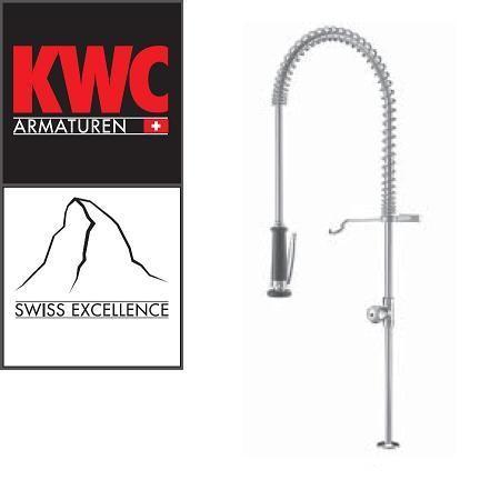 KWC Gastro K.24.40.60.000C34 Geschirrbrause mit Standventil - ohne Schwenkauslauf & Mischer