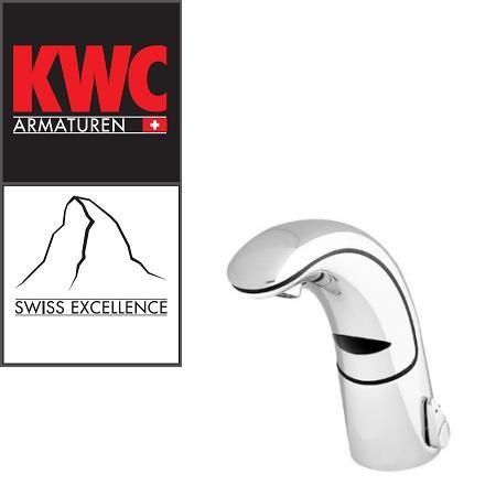 KWC Gastro K.12.JK.52.000B23 / K.12.JK.52.000N23 berührungslose Infrarot-Armatur ohne Ablaufgarnitur
